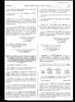 Arrêté 1223 CM du 310709 désignation ministre en charge du travail
