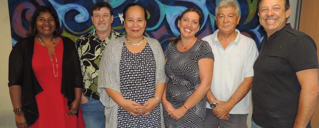 Partenariat Pacifique : rencontre avec Madame la consule d'Australie