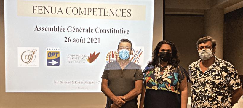 Assemblée Générale constitutive de Fenua Compétences